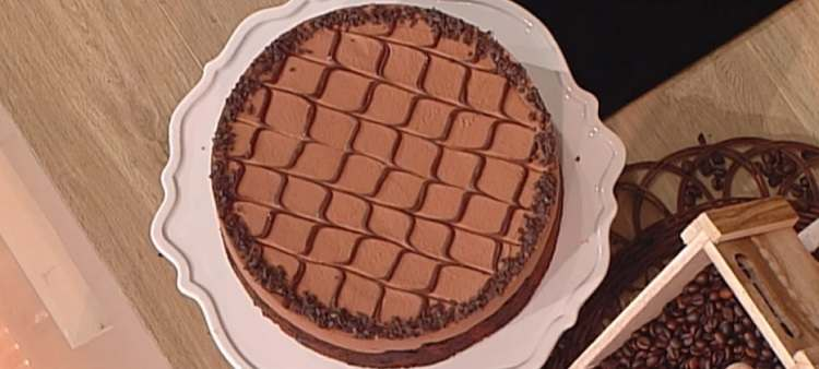 La prova del cuoco torta despacito