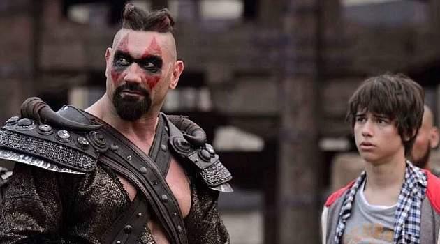 The warriors gate trama cast
