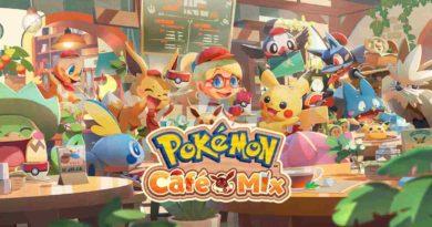 Pokémon: ricevi il tuo pokemon preferito in stile Cafe Mix!
