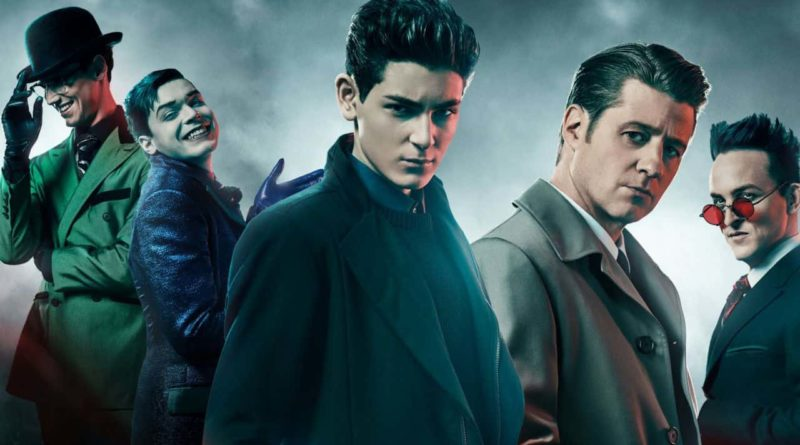 Gotham Serie Stream
