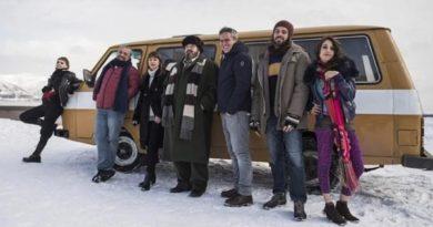 Hotel Gagarin trama cast