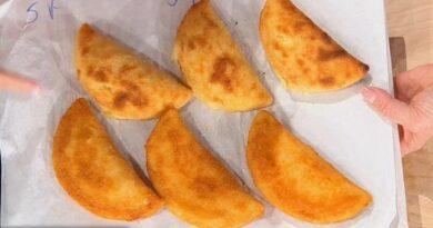 Panzerottini fritti e al forno è sempre mezzogiorno