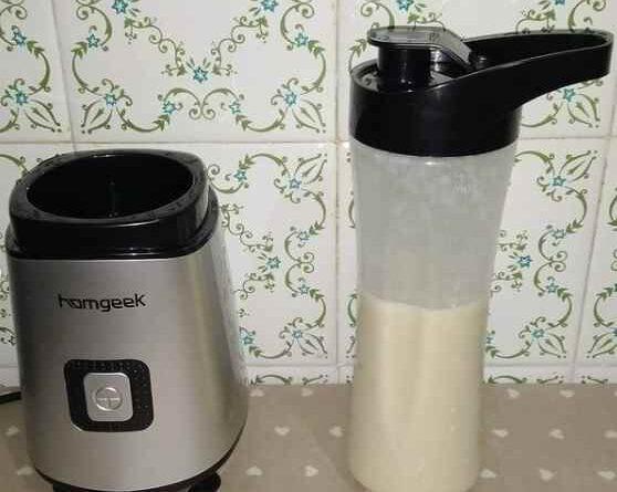 Homgeek milkshake