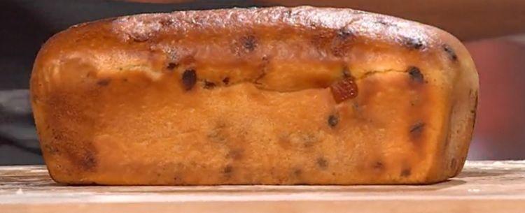 Pan bauletto ricotta cioccolato è sempre mezzogiorno