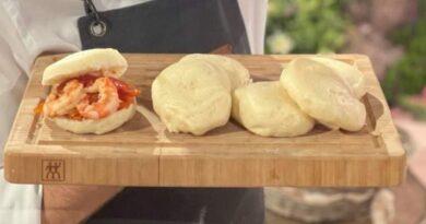 Mantou panini cinesi al vapore è sempre mezzogiorno
