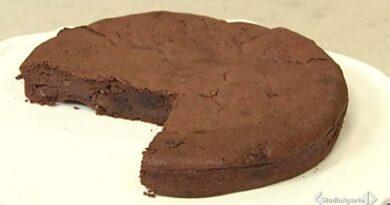Cotto e mangiato moelleux cioccolato ricotta e mandorle