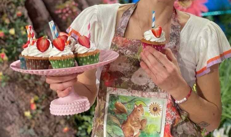 Cupcakes frappé è sempre mezzogiorno