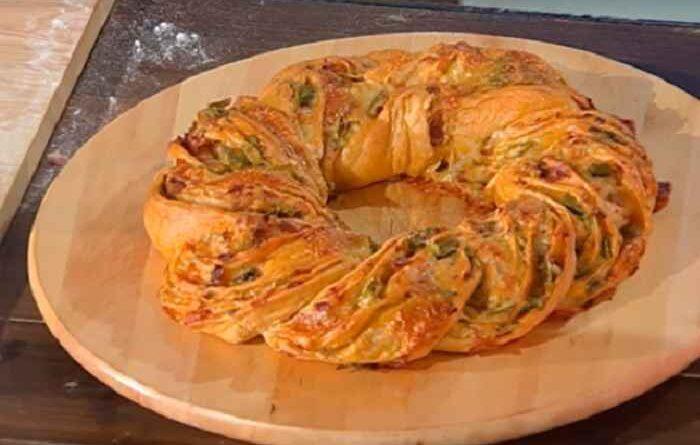 Angelica salata alle carote è sempre mezzogiorno